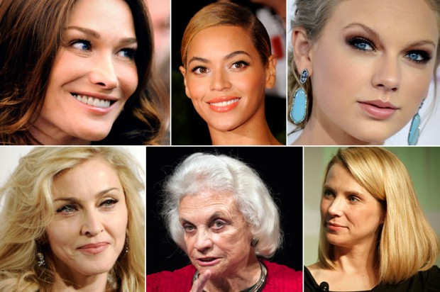 SOME NON-FEMINISTS WHO I'M PRETTY SURE ARE WRONG ABOUT THEMSELVES - (VIA SALON)