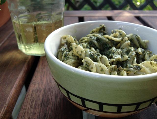 pesto-pasta-done