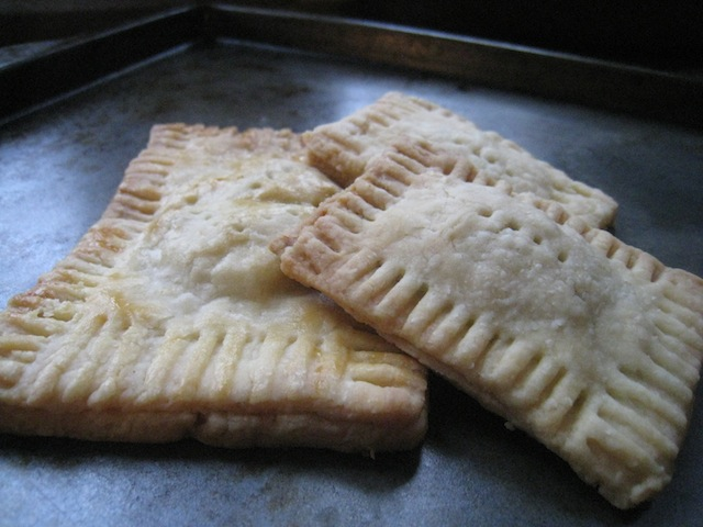They may not be scones, but these homemade pop tarts played an integral role in the seduction of my girlfriend.