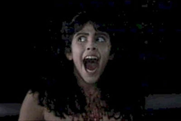 Angela from Sleepaway Camp