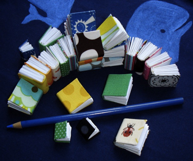 Even I will admit that these journals may be a little smaller than is practical (via Etsy)