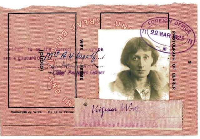 Meet Virginia. via Blogging Woolf