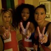 Naimah (center) and friends as the Spice Girls