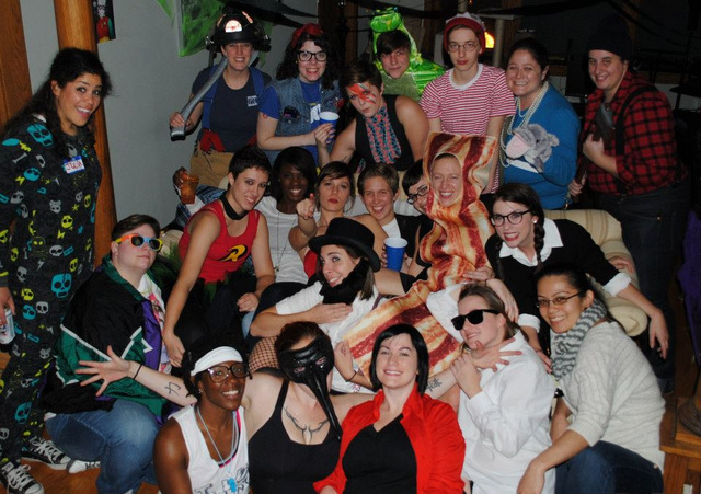 Spooky Sexy Queers: The Autostraddle Reader And Staff Halloween Costume Gallery