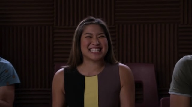 in which tina cohen-chang copies the facial expression riese displayed in all her seminal school photos