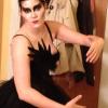 Lizz as Black Swan