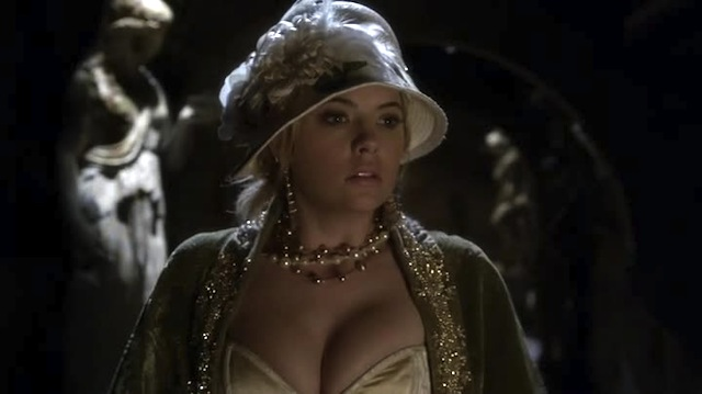 This cleavage is why we're here