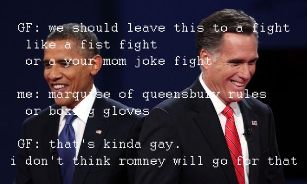 Prez Debate Gchat