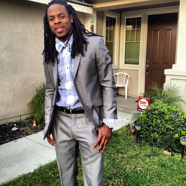 Inspiration: Richard Sherman