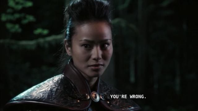 Mulan: You're wrong.