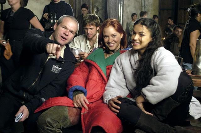 behind the scenes of bloodrayne, 2005