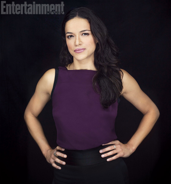 michelle rodriguez in entertainment weekly