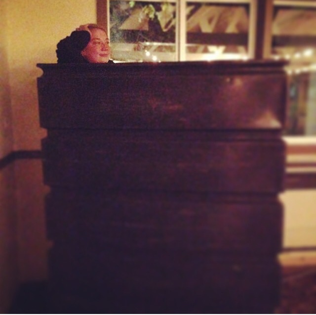 the bin (via Carly)