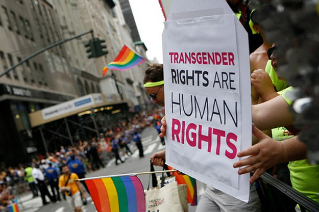 equality respect right transgender transsexual