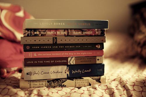 via hungry for books