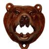 15. A wall-mounted bottle opener shaped like Marni dressed as vocabulary bear