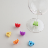 5. Bow Tie Wine Markers