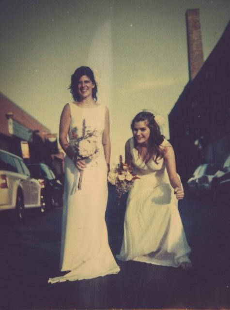 Jenny & Kristin getting married