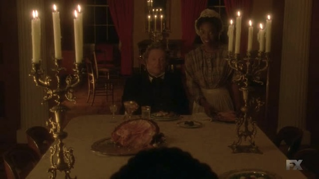 Hey there's another ham! 18th century ham party!