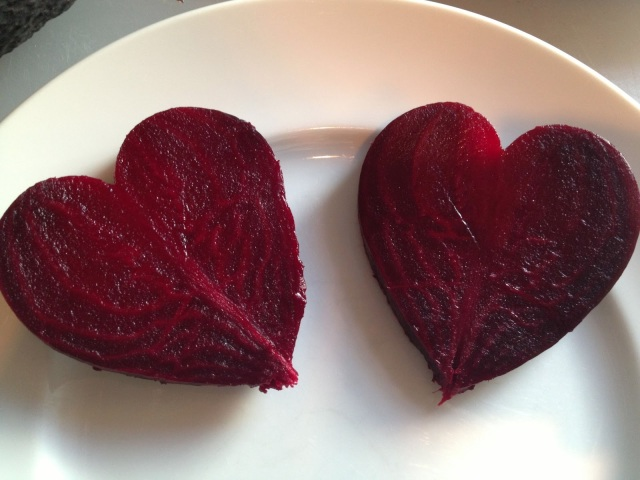 Don't worry beets, I still love you. via Fresh from Nancy's Garden