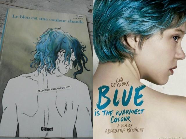 blue is the warmest color the male gaze reigns supreme - Blue Is The Warmest Color Book