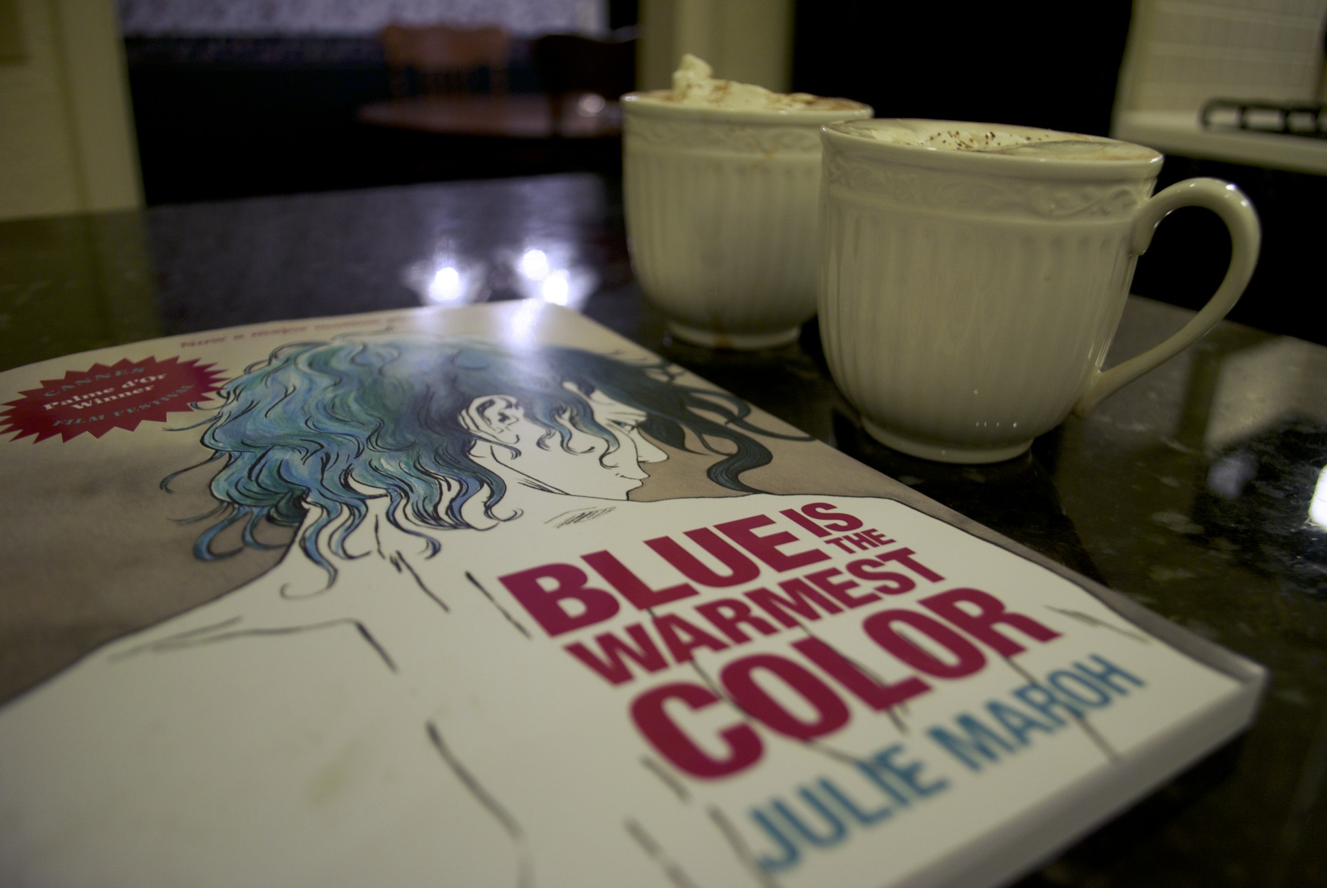 Autostraddle Book Club 7 Let S Talk Blue Is The Warmest Color