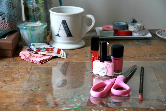 You are gonna need all this stuff, minus the cute mug, unless you want the cute mug I don't blame you.