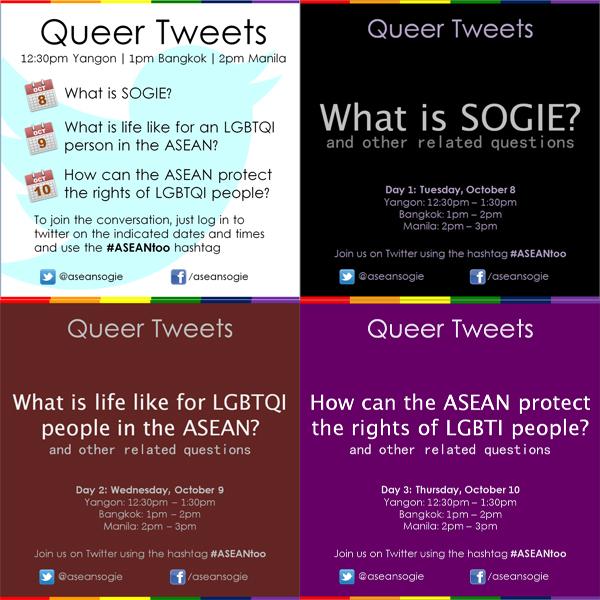 via ASEAN SOGIE Caucus