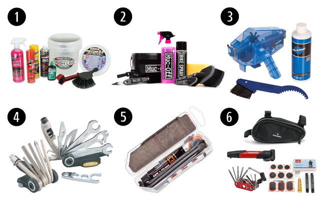 Holigay Gift Guide 2013: Accessories For Your Lovely Bikes ...