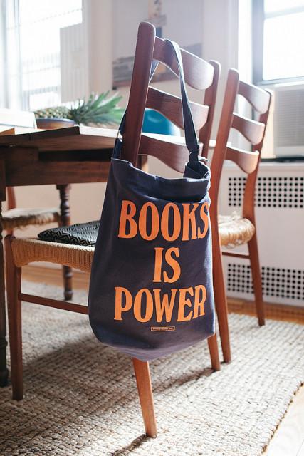 via reading is my hustle