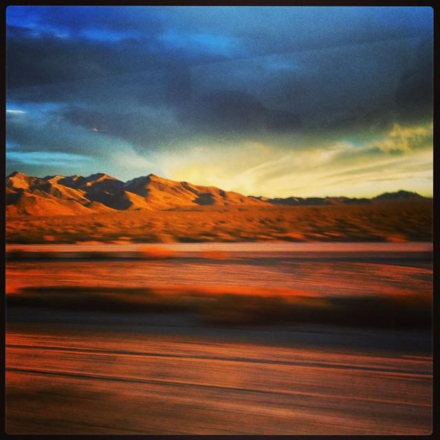 desertsunset