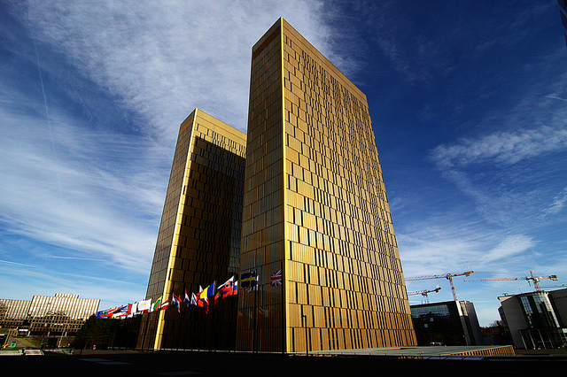 The ECJ is a major court in the Court of Justice of the European Union, based in Luxembourg via Gwenaël Piaser / Flickr