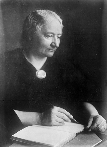 """""""ALL PHILANTHROPY... IS ONLY A SAVORY FUMIGATION BURNING AT THE MOUTH OF A SEWER"""" - ELLEN KEY"""