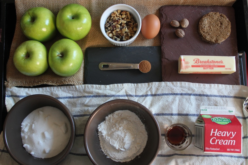 Get Baked: Amish Apple Pie With Streusel