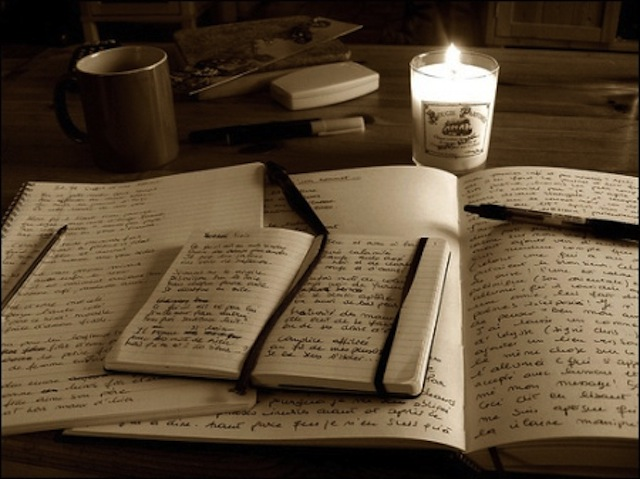 May the flame of your journaling passion never die!