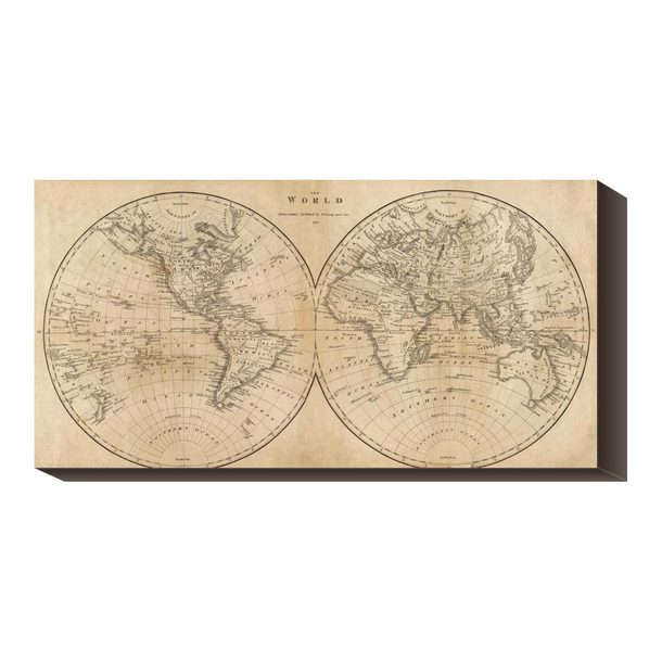 map-wall-hanging