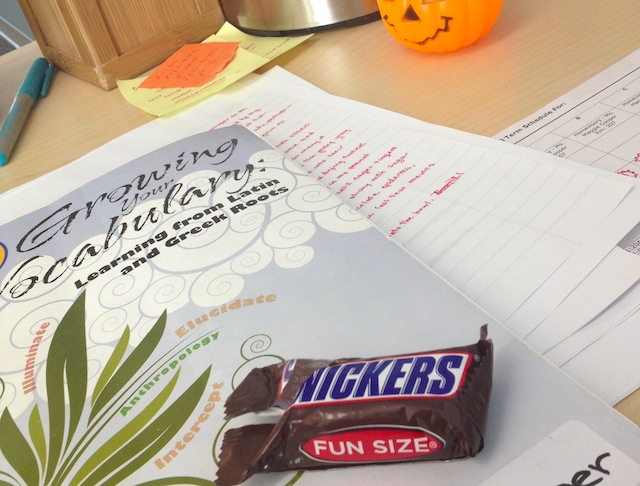 What? You didn't photograph the fun-size Snickers bar you ate at your desk before lunchtime?