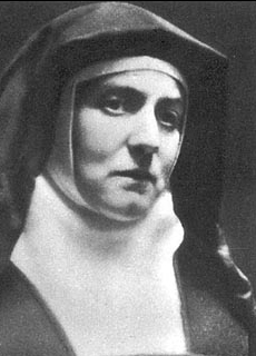 Stein thinks you should finish your dissertation.] via [http://saints.sqpn.com/saint-teresa-benedicta-of-the-cross/