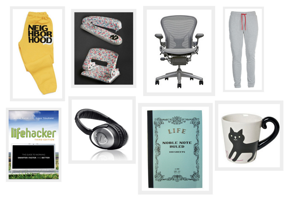 Holiday Gift Guide: So Your Loved One Works From Home