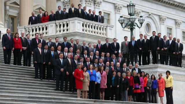 Congress 2013. Unfuckingbelievable.