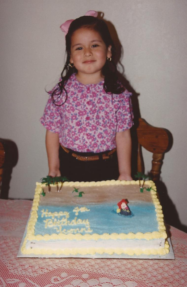 Happy Birthday, baby me.