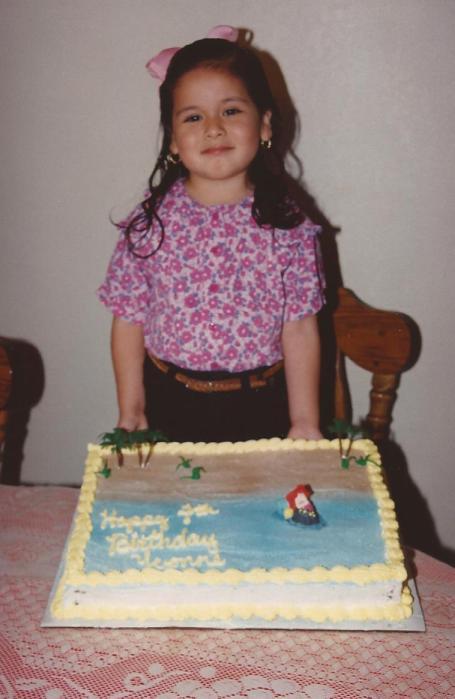 Happy Birthday, baby me.