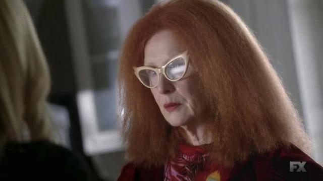 Portrait of the recapper as an older woman