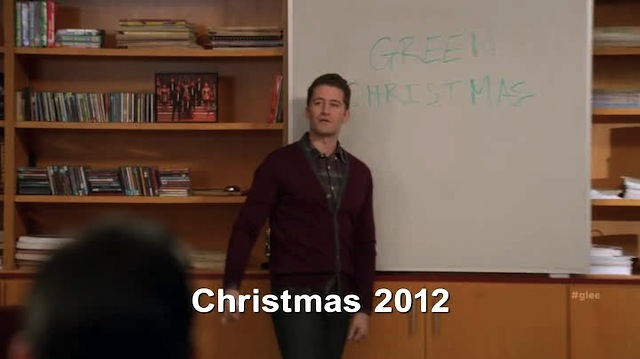That's right, there'll be no more red Christmases around here, that shit reminds me of menstrual blood