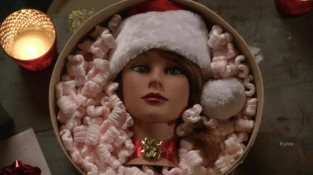 It's a Michelle Bachmann voodo doll head, I find it very comforting