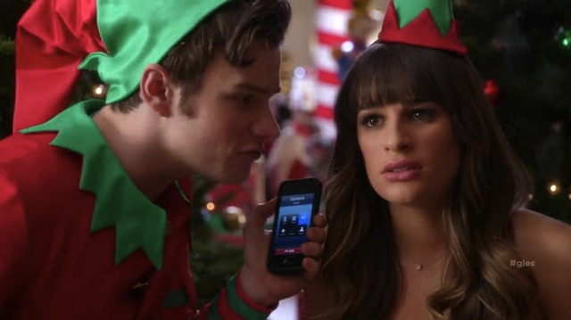 its too late kurt im pretty sure my water just broke - Glee Previously Unaired Christmas