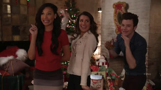 Previously unaired christmas promotional giveaways