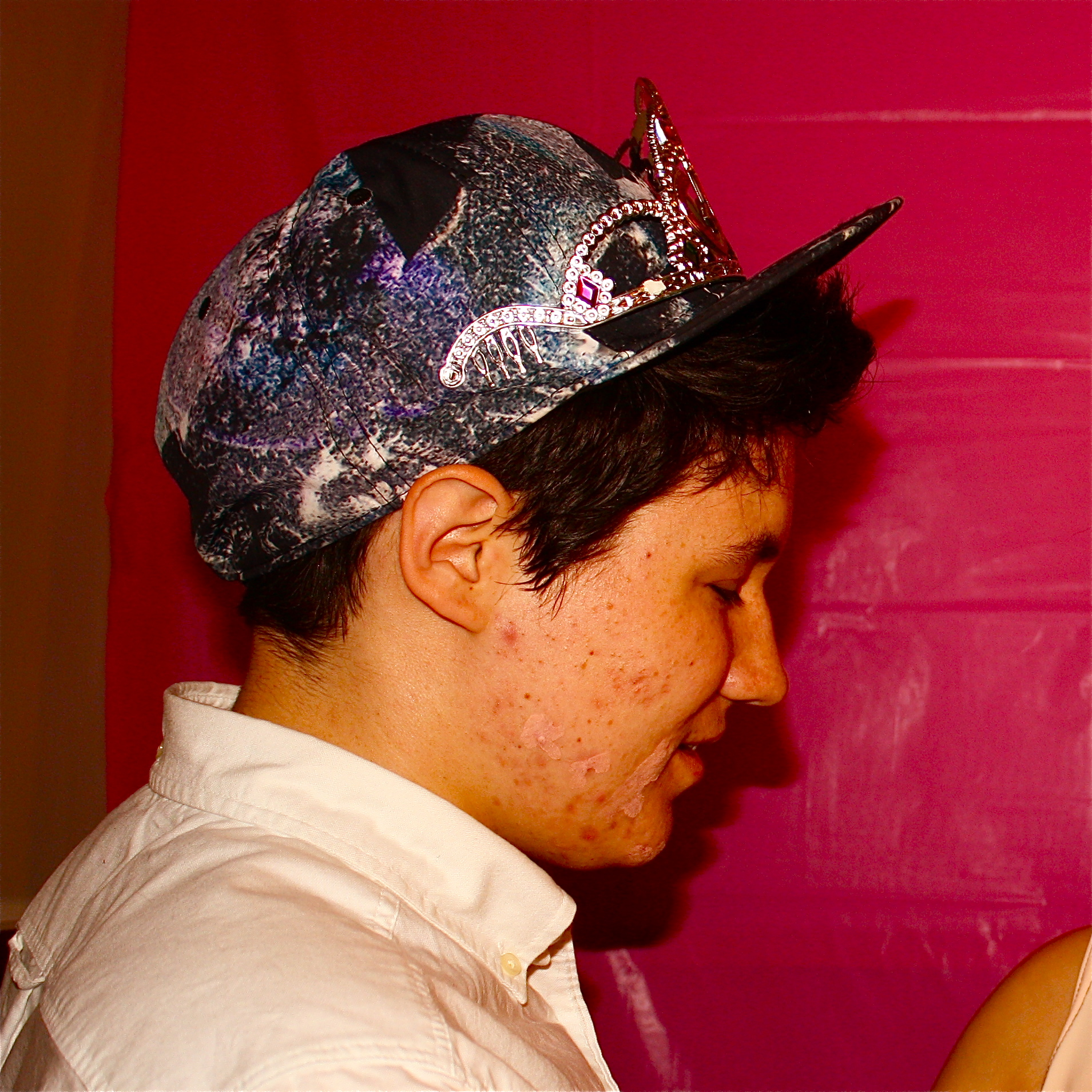 i hope you all appreciate that i am putting the most unattractive picture of myself on the internet