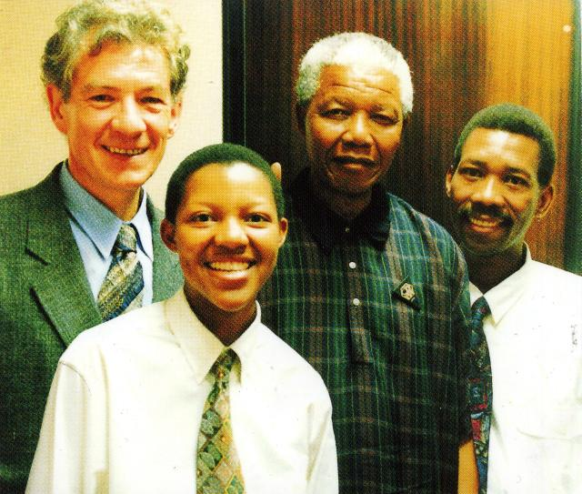 Mandela, Nkoli, Mtetwa, McKellan
