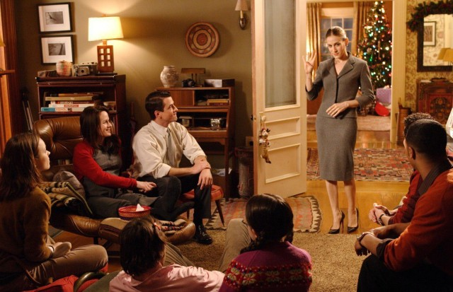 Christmas Eve charades or the number of quarters you've exceeded company goals this year?
